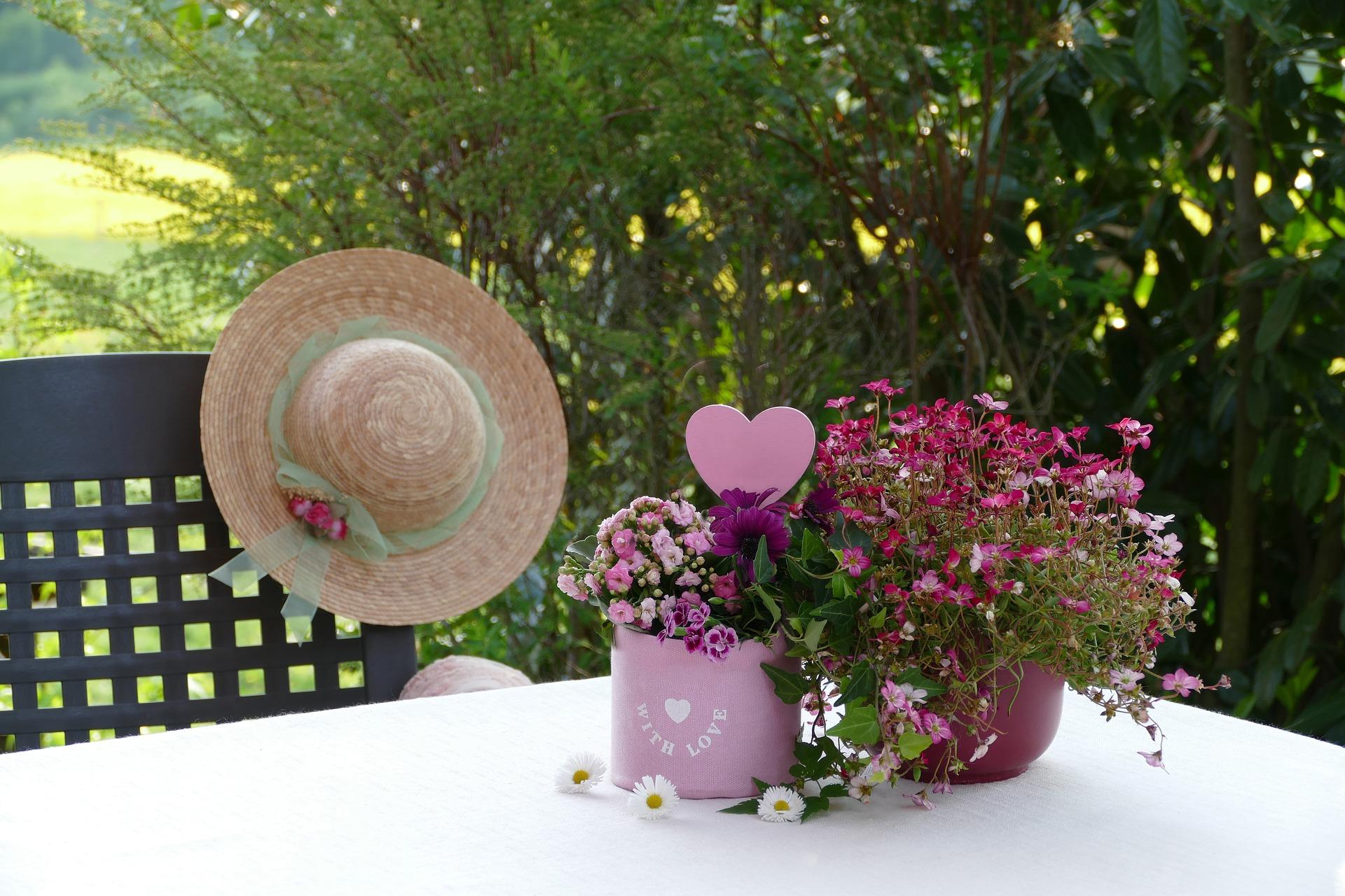 Växter gör oss gladare