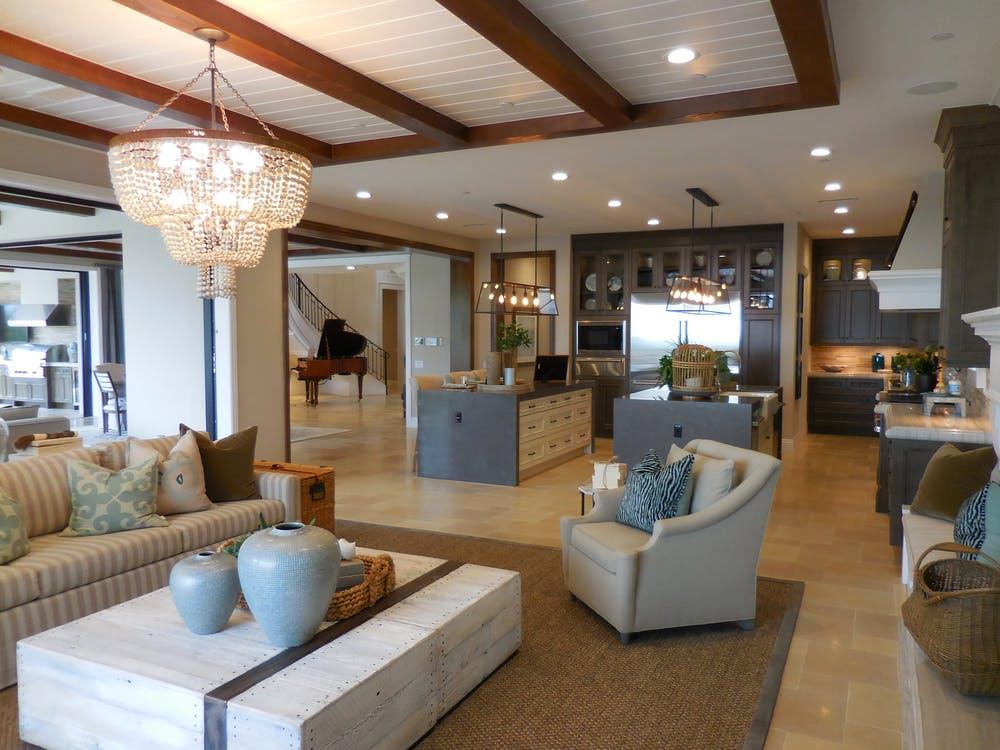 Designa ett imponerande hem